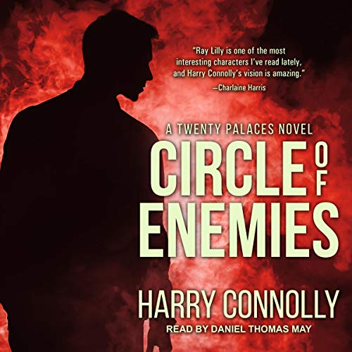 Cover art for Circle of Enemies audiobook