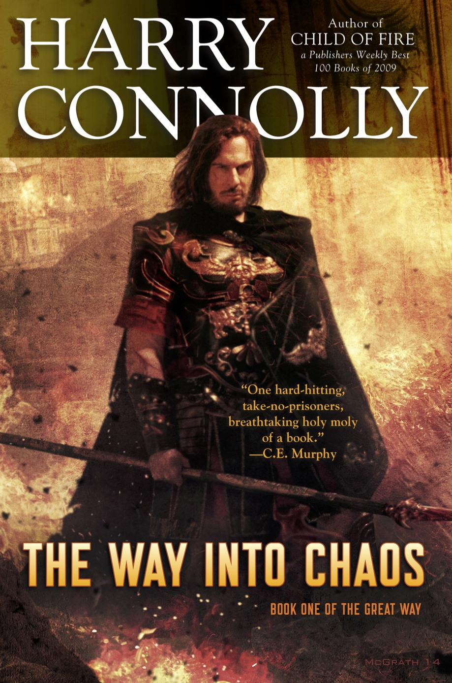 Cover for The Way into Chaos