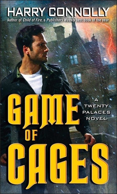 Cover of Game of Cages