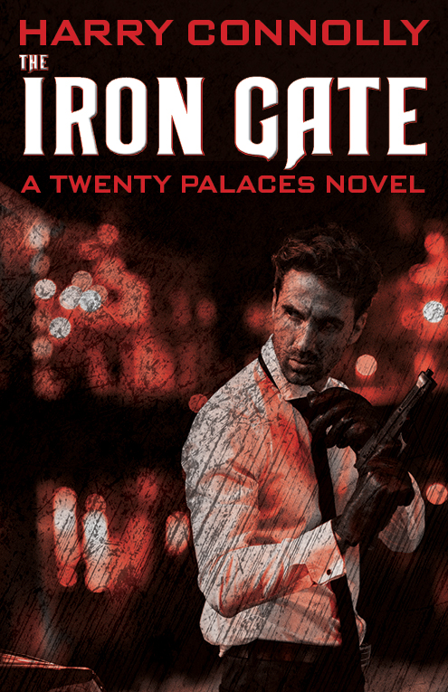 Cover for The Iron Gate