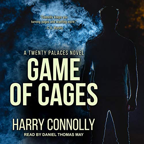 Game of Cages Audiobook Cover